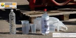 Detalle - Jarras dosificadoras y simulación de producto fitosanitario