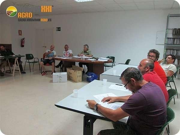 Grupo Alumnos Curso Fitosanitarios
