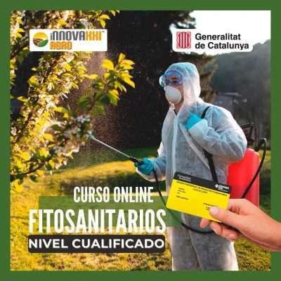 CURSO FITOSANITARIOS CUALIFICADO CATALUÑA