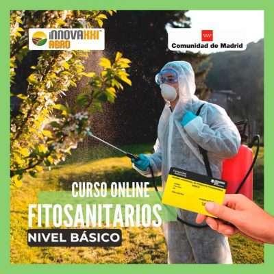 Curso Online Fitosanitarios en Madrid