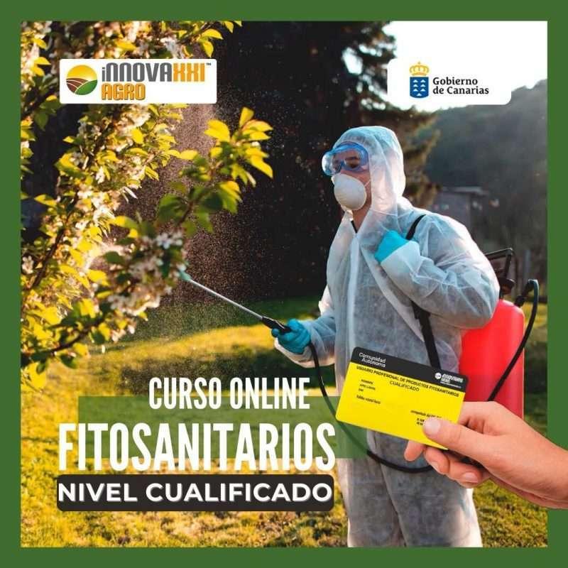 CURSO FITOSANITARIOS CUALIFICADO CANARIAS