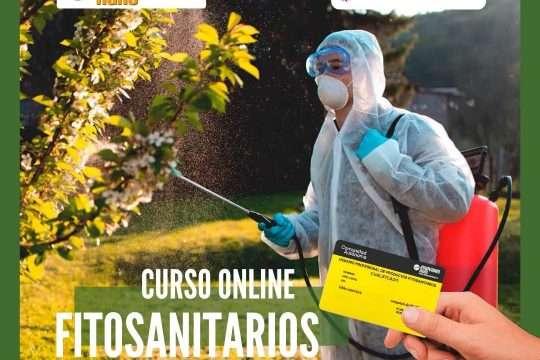 CURSO ONLINE FITOSANITARIO EN VALENCIA