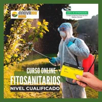 CURSO FITOSANITARIOS CUALIFICADO EXTREMADURA