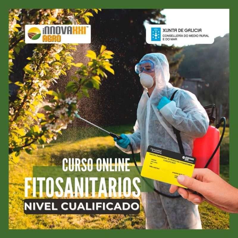 CURSO FITOSANITARIOS CUALIFICADO GALICIA