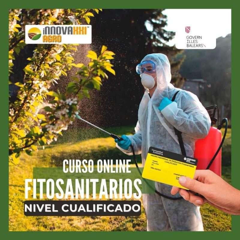 CURSO FITOSANITARIOS CUALIFICADO ISLAS BALEARES