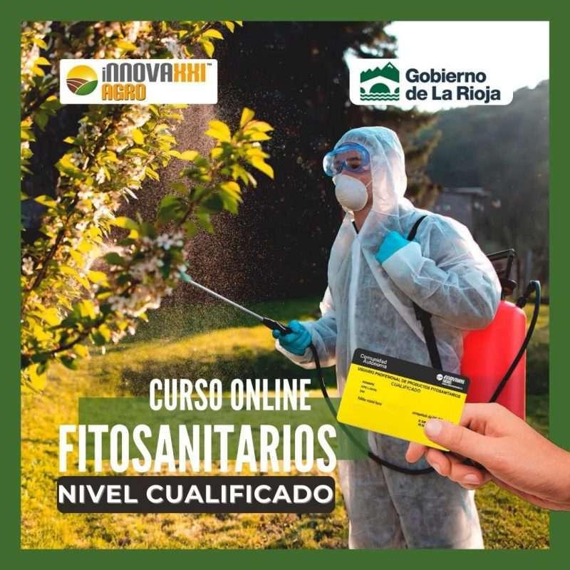 Curso Online Fitosanitarios en La Rioja